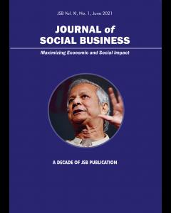 JOURNAL of SOCIAL BUSINESS JSB Vol. XI, No. 1, June 2021